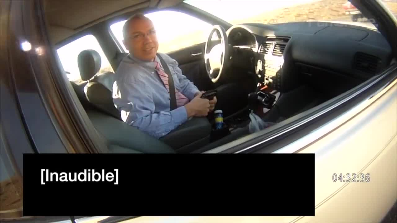 Rep  Paul Mosley seen bragging about driving 140mph on