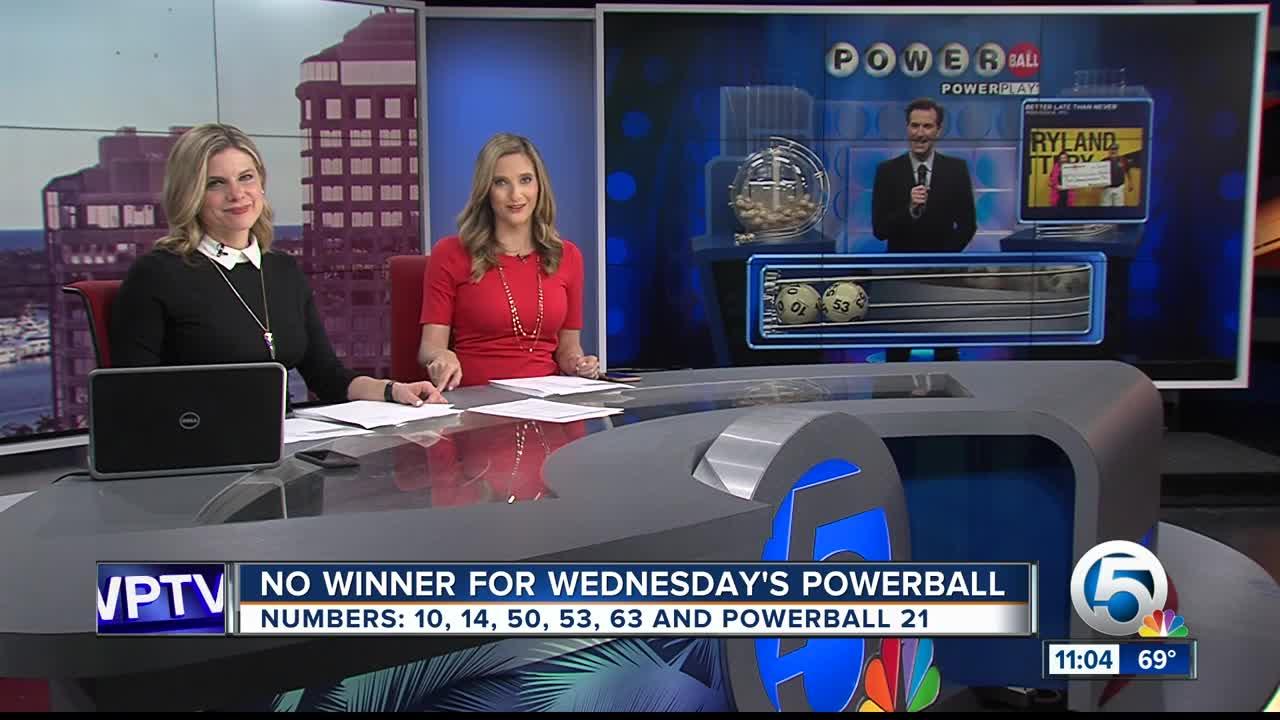 No Powerball Winner Jackpot Climbs To 625 Million