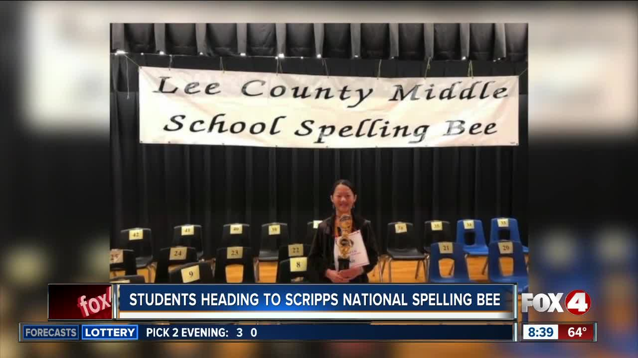 Two Southwest Florida students headed to Scripps National