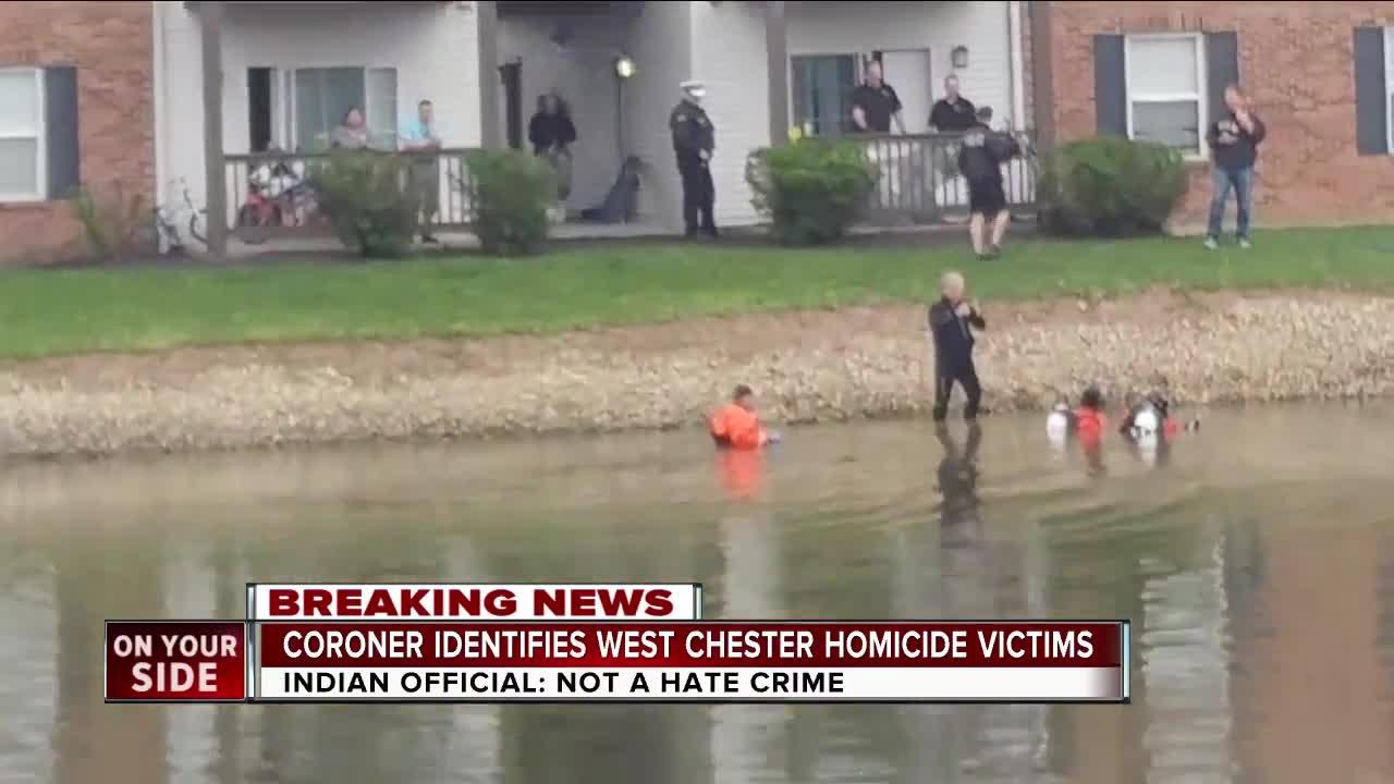 West Chester Township quadruple homicide not a hate crime