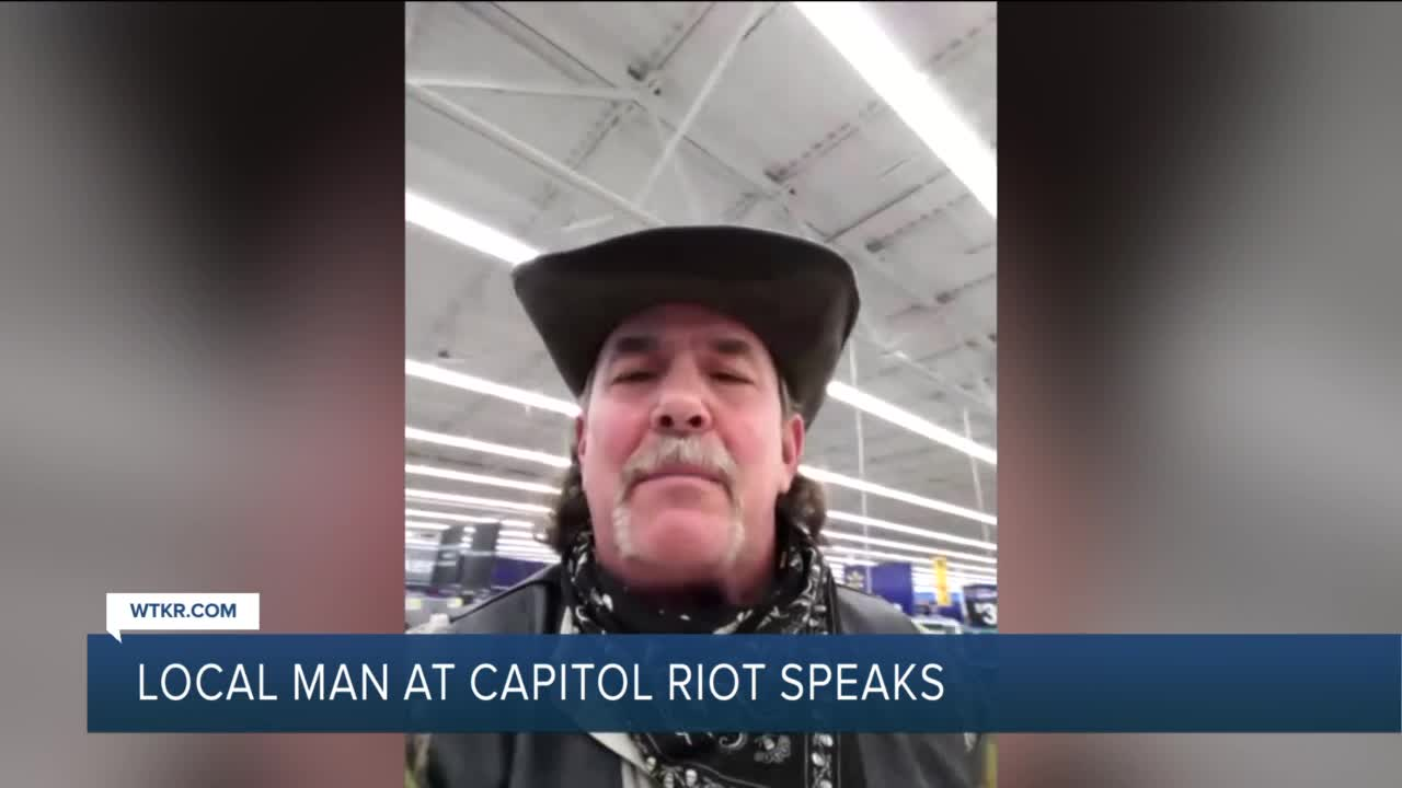 After D.C. riot, head of U.S. Capitol Police will resign