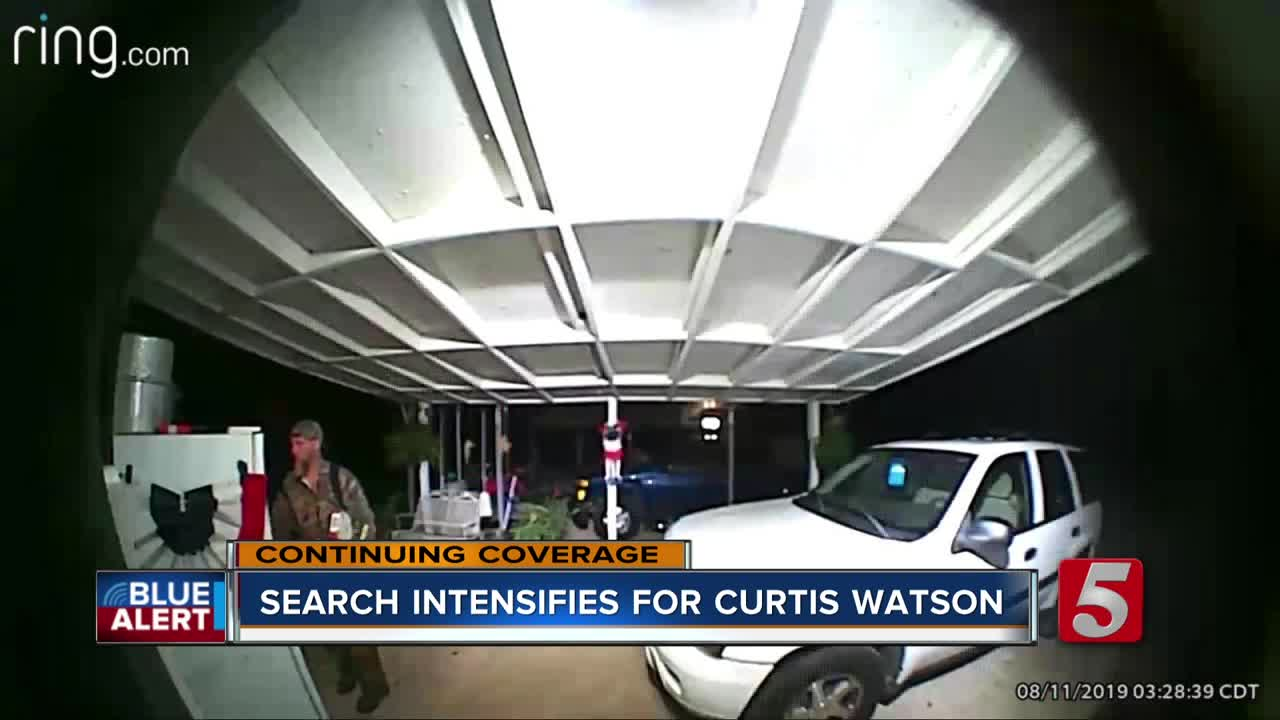 Escaped Tennessee inmate Curtis Watson captured after five