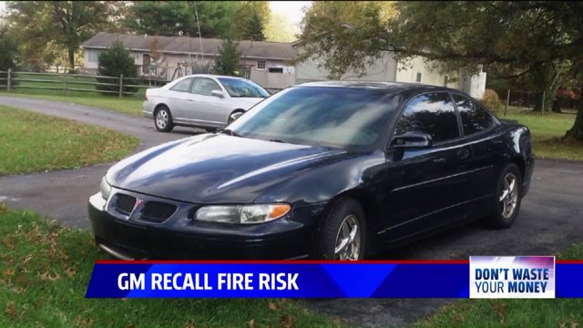 is your car part of the gm engine fire recall car part of the gm engine fire recall