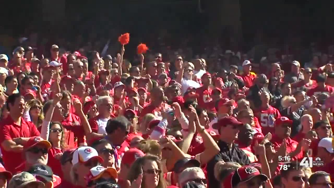 Chiefs to allow 16,000 fans at September 10 National Football League opener vs. Texans