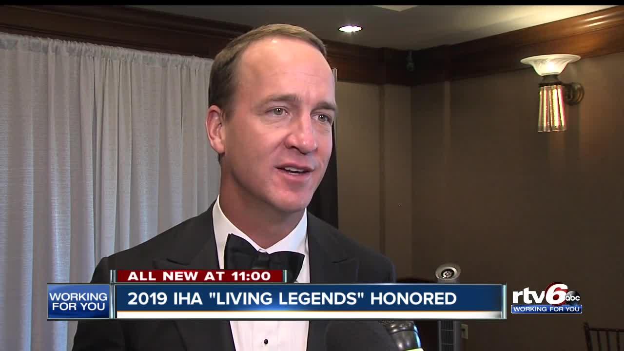 Eva Mozes Kor, Peyton Manning among those honored by Indiana