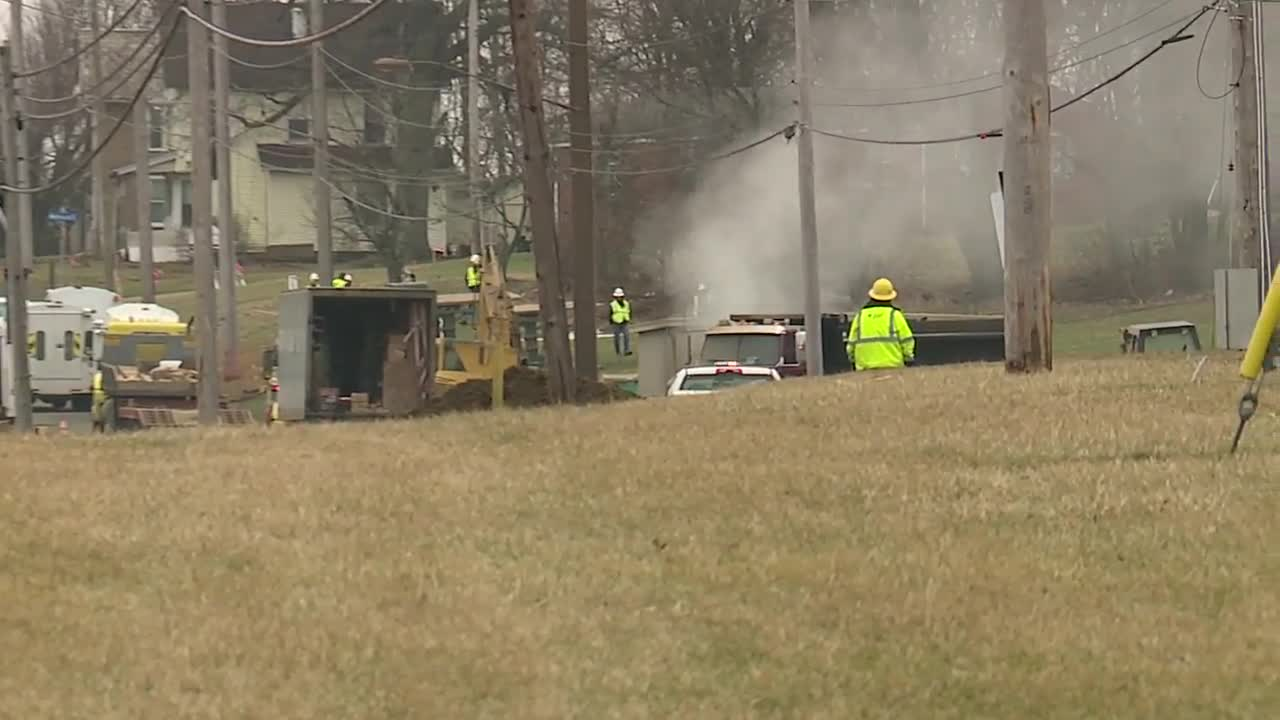 Residents In Massillon Evacuated After Gas Leak