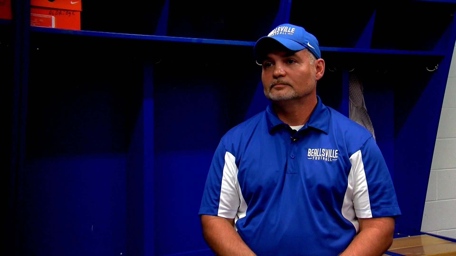 Coach Larry Deem