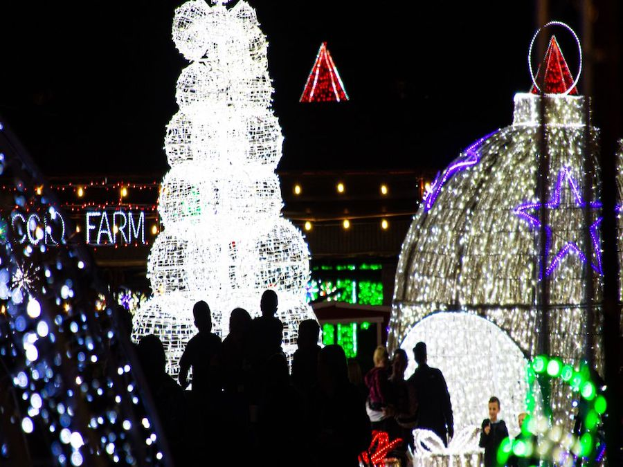 Christmas Event In Phoenix 2020 2020 Christmas lights in Phoenix: Where to see holiday lights