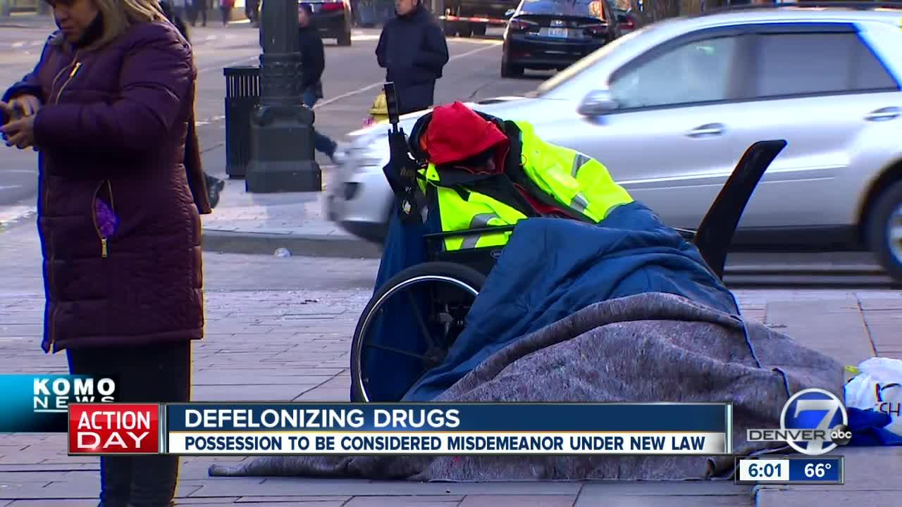 Polis Likely To Sign Bill 'defelonizing' Single-use Drug