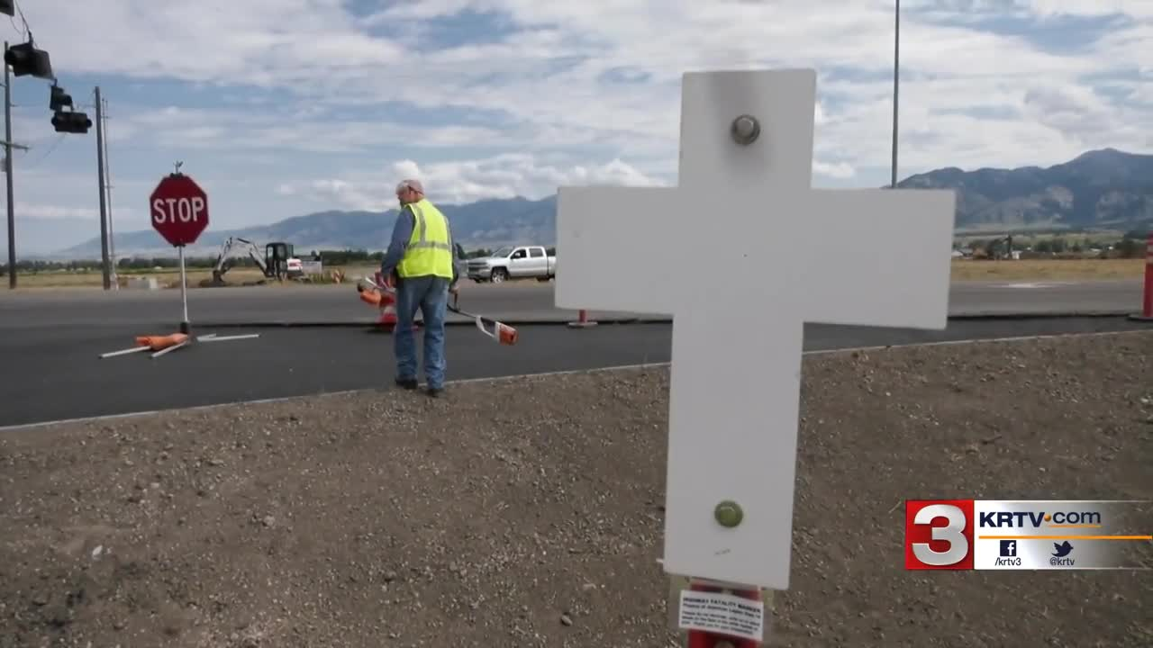 Fatality Markers Remind Montana Drivers Of Tragic Consequences