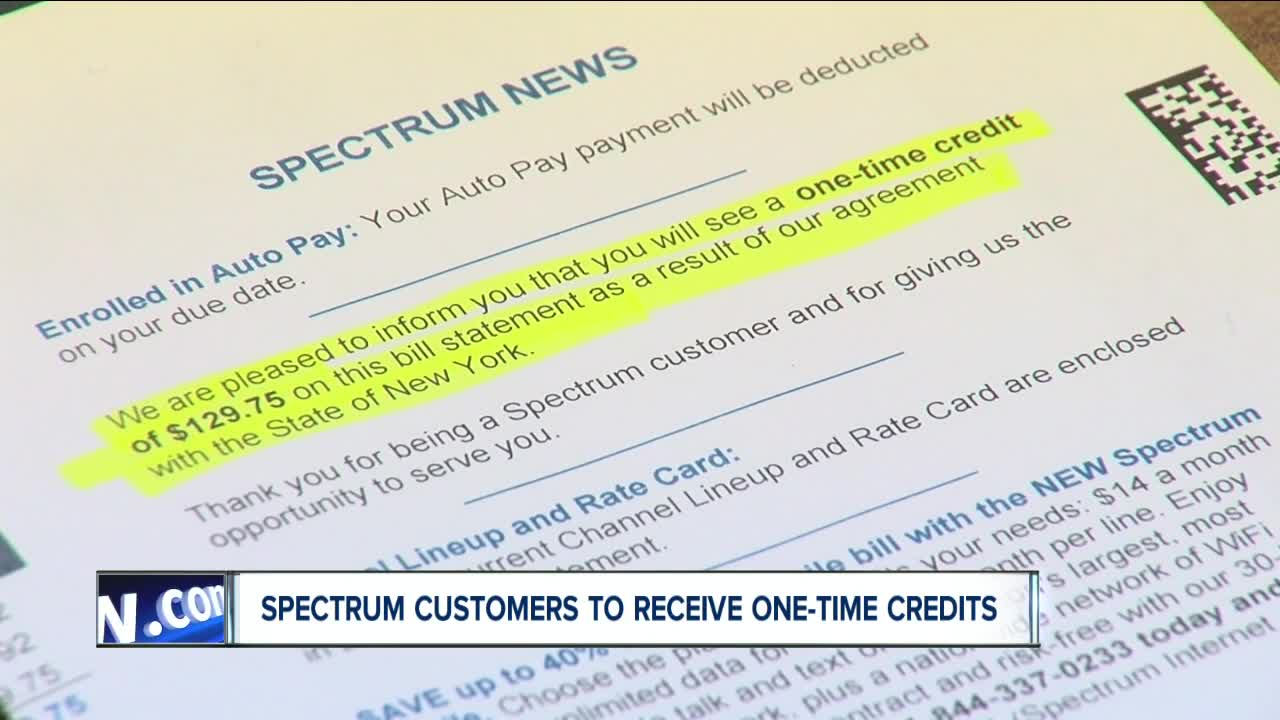 Spectrum Cable Nyc Pay Bill: Check your bill! Spectrum is paying New York customers back with one rh:wkbw.com,Design