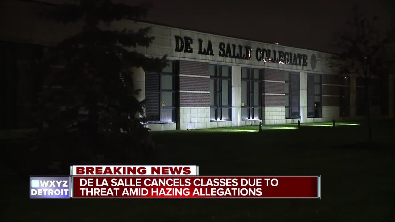 Photos De La Salle warren de la salle to close friday due to reported threat