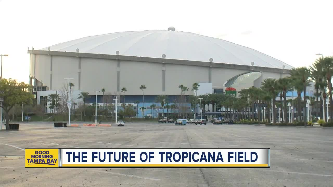 St  Pete begins planning future without the Rays and the Trop