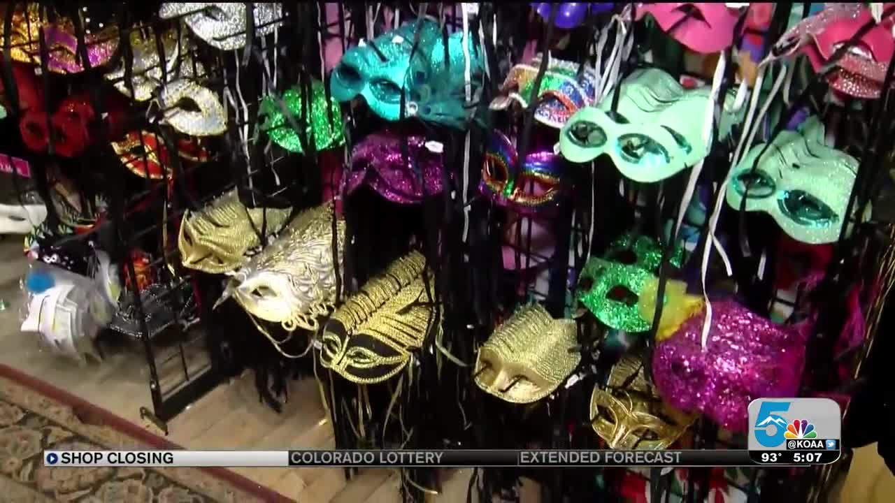 Decades old costume shop preparing to close in downtown