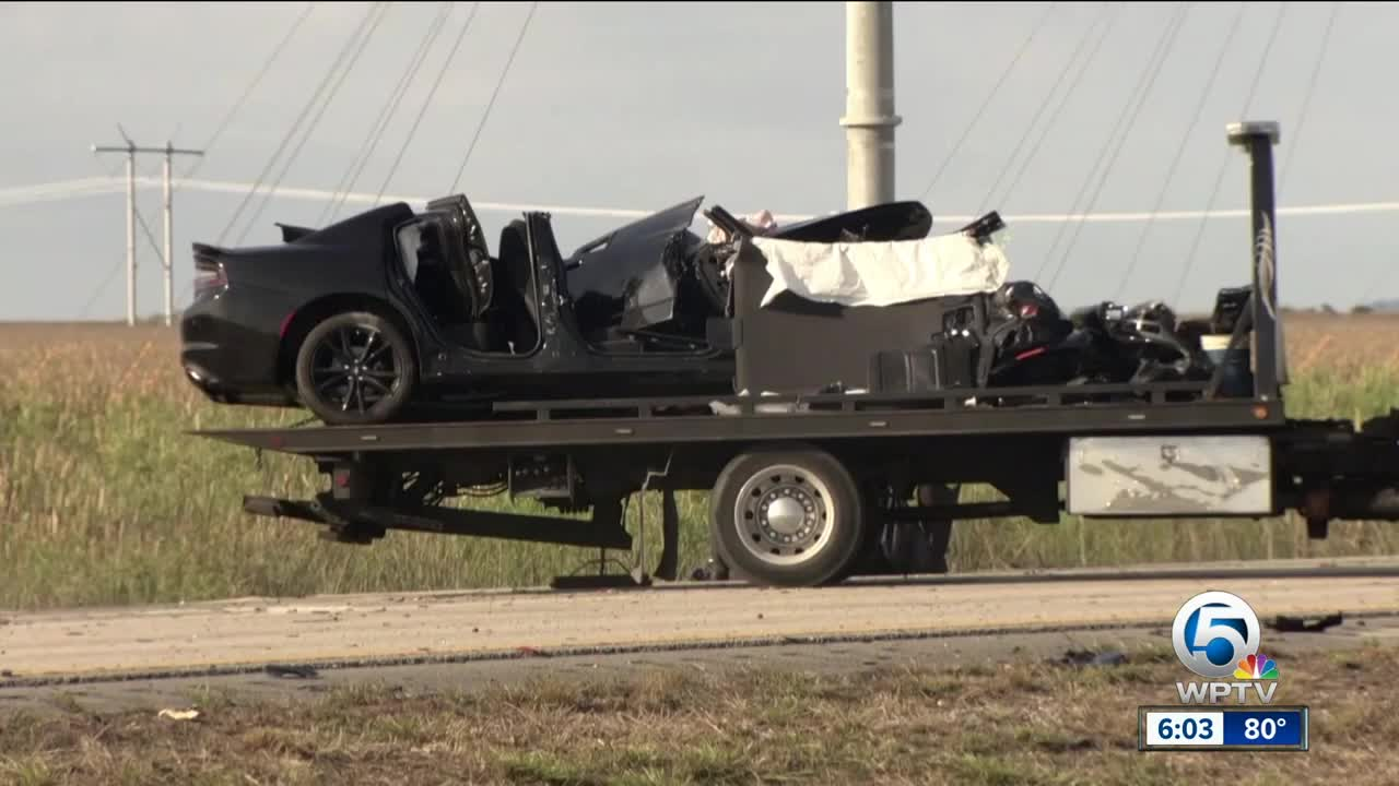 Miccosukee police officer, other driver killed in wrong-way