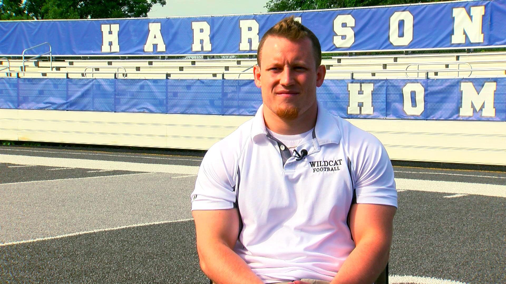 Coach Shane O'Brien