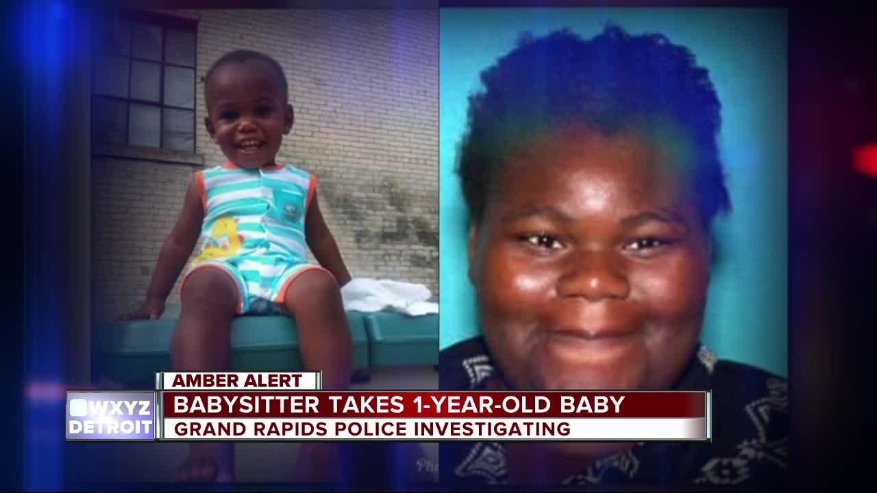 ddcf112696 AMBER Alert canceled, missing 1-year-old and babysitter found in Benton  Harbor