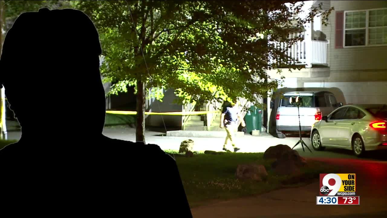 Mom gets eviction notice after shooting in front of apartment