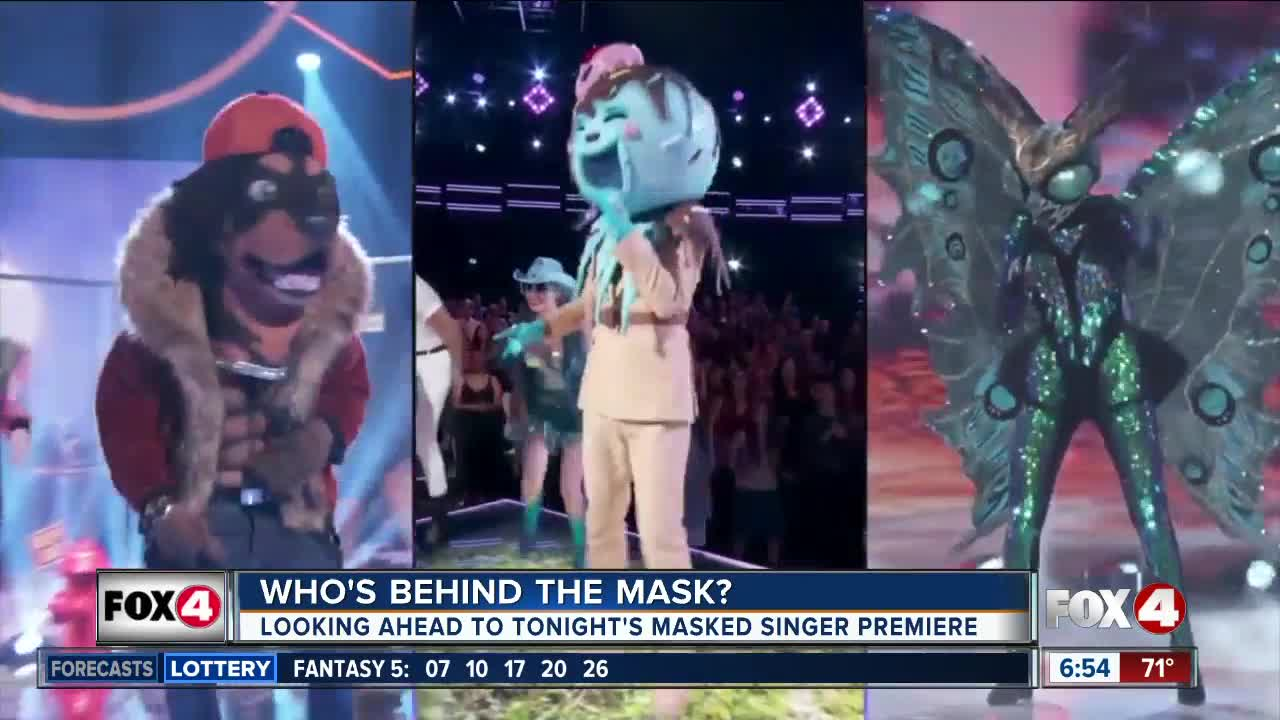 The Masked Singer Season 2 Unmasks Its First 2 Celebrities