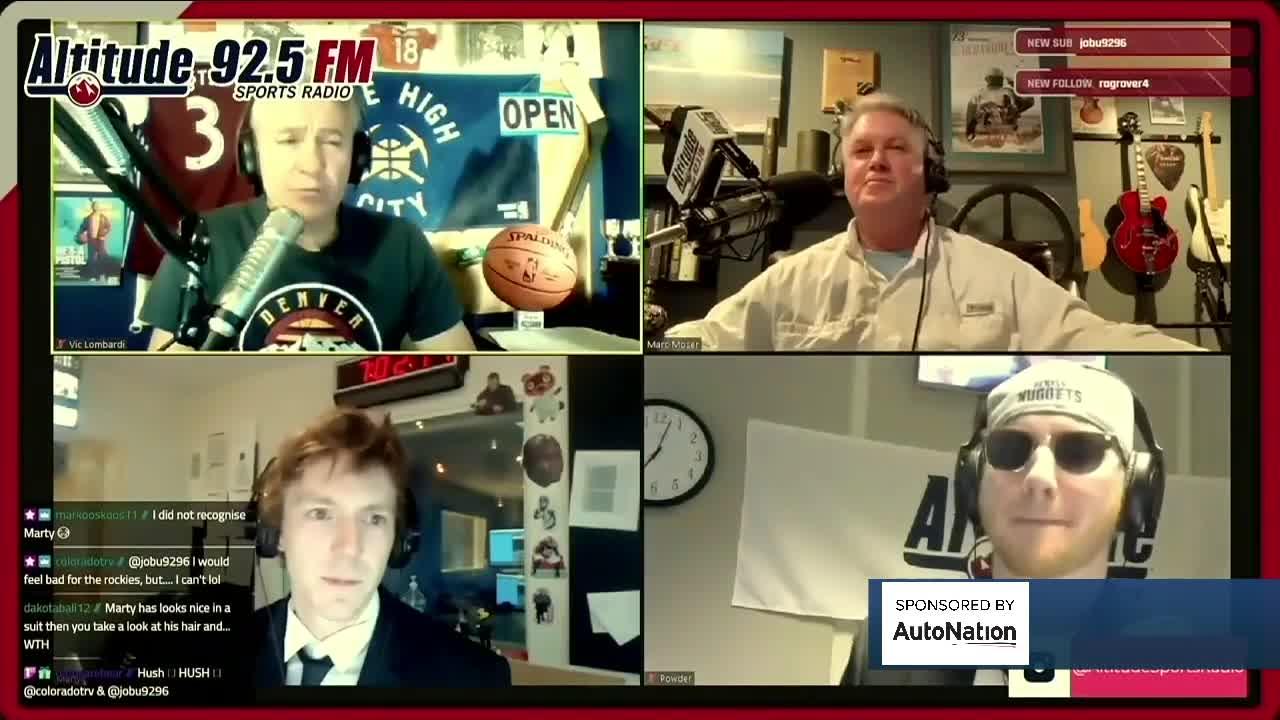 Denver trailblazers Moser, Lombardi, Kane leap from airwaves to eyeballs