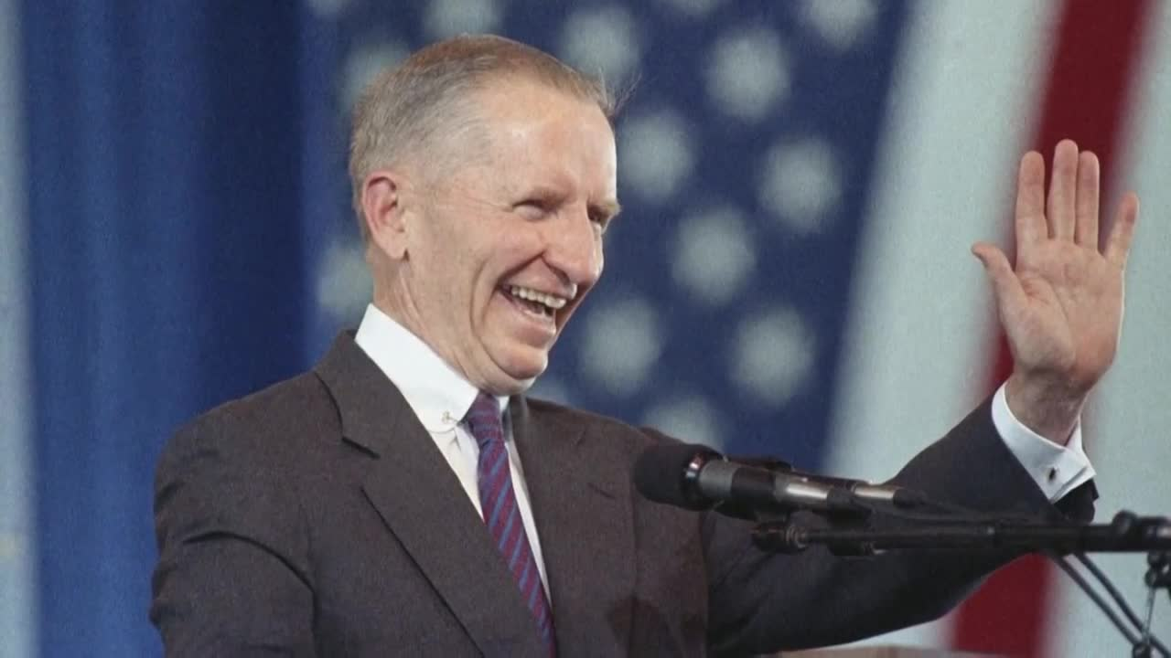 Ross Perot dies 2019 of leukemia at 89 - Obituary