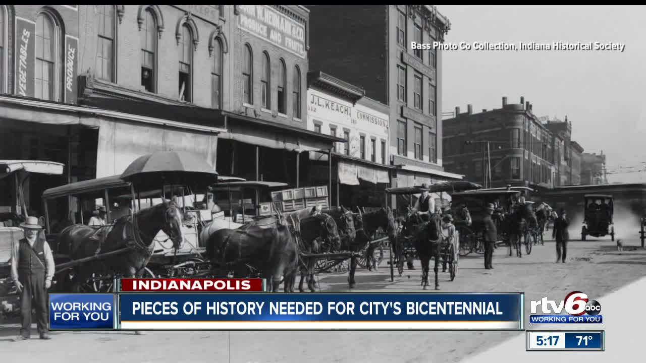 Indiana Historical Society needs your help for bicentennial