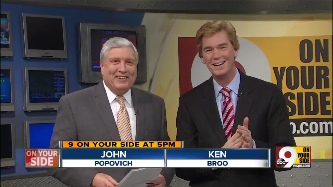 Ken Broo ends TV sportscasting career