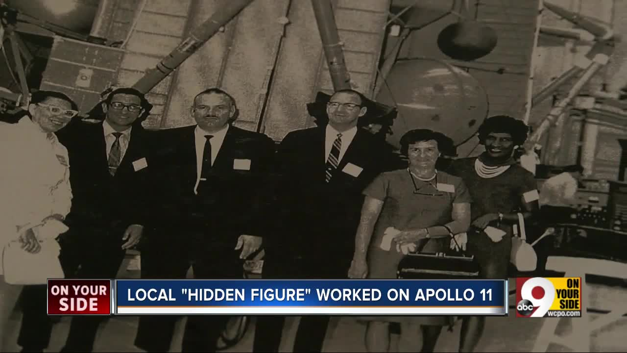 "Local ""hidden figure"" helped Apollo 11 return to Earth"