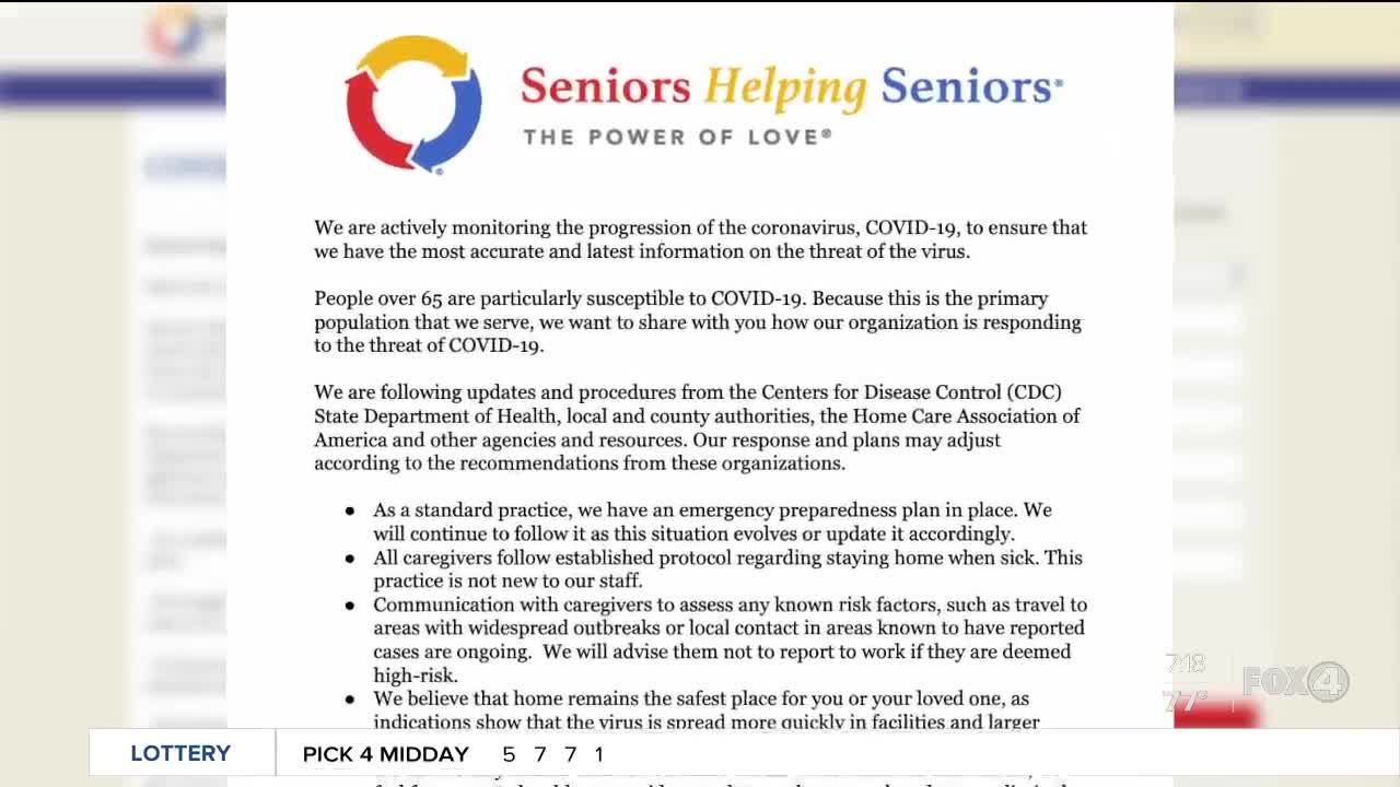 Local agencies for the elderly