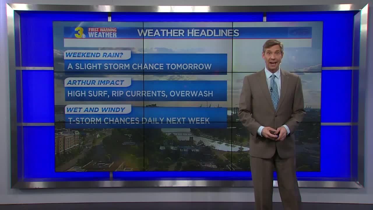 US NHC monitoring weather system near Bahamas