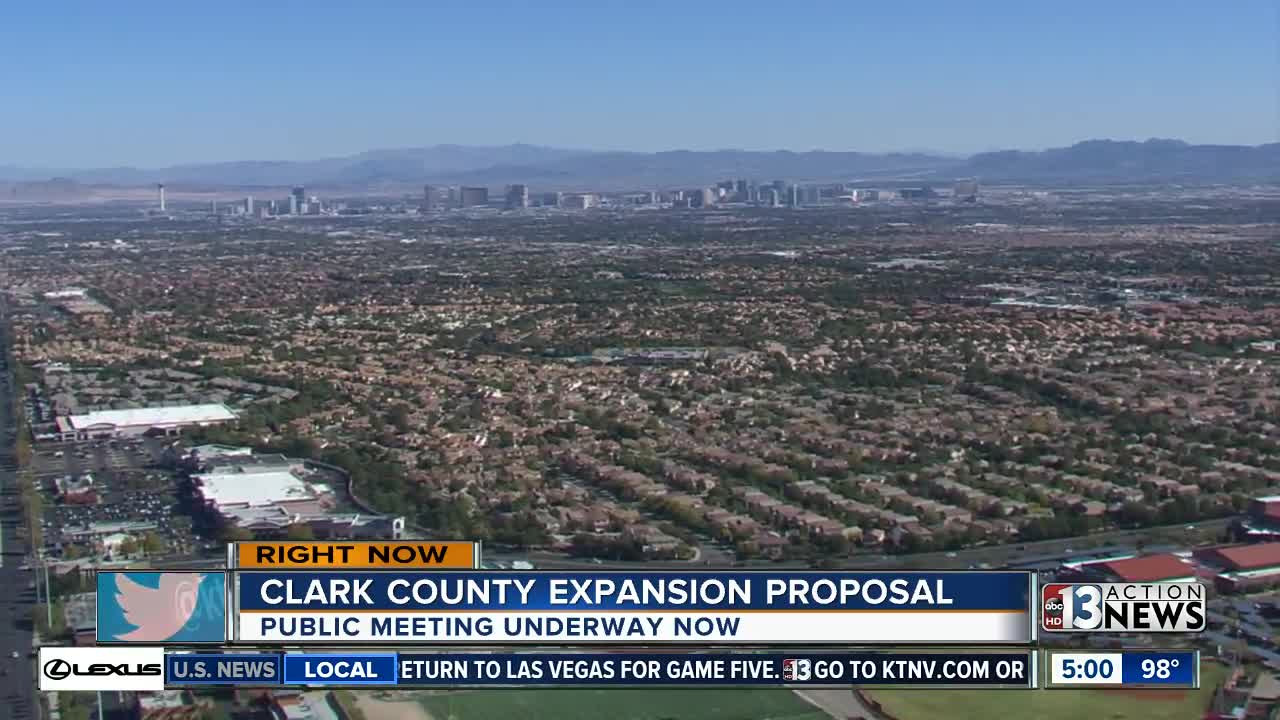 40908ff37c3 Clark County proposes expansion