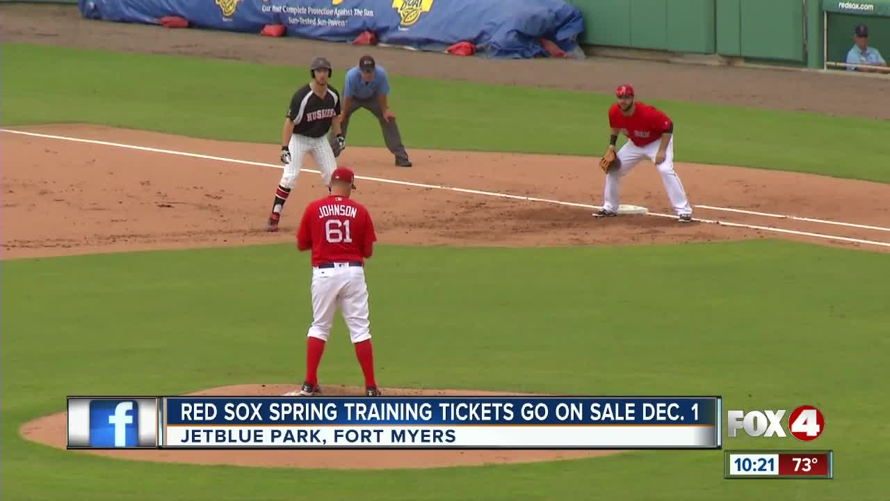 Boston Red Sox Spring Training Schedule 2019 Boston Red Sox release 2019 spring training schedule