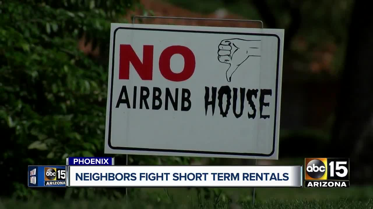 Bill would penalize short-term rental property owners for