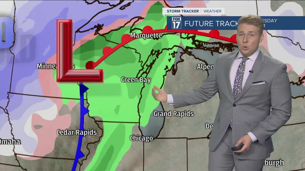 First Alert Weather: Milder start to the week, with a colder Christmas