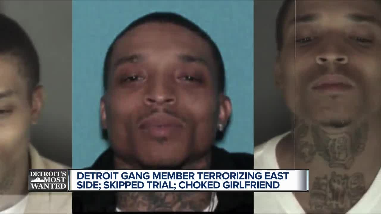 Detroit's Most Wanted: Jerome McNeil a documented member of the Bloods