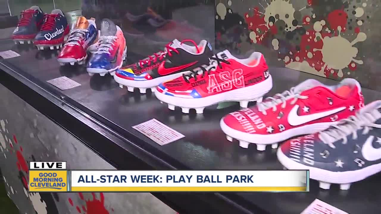 all star game cleats