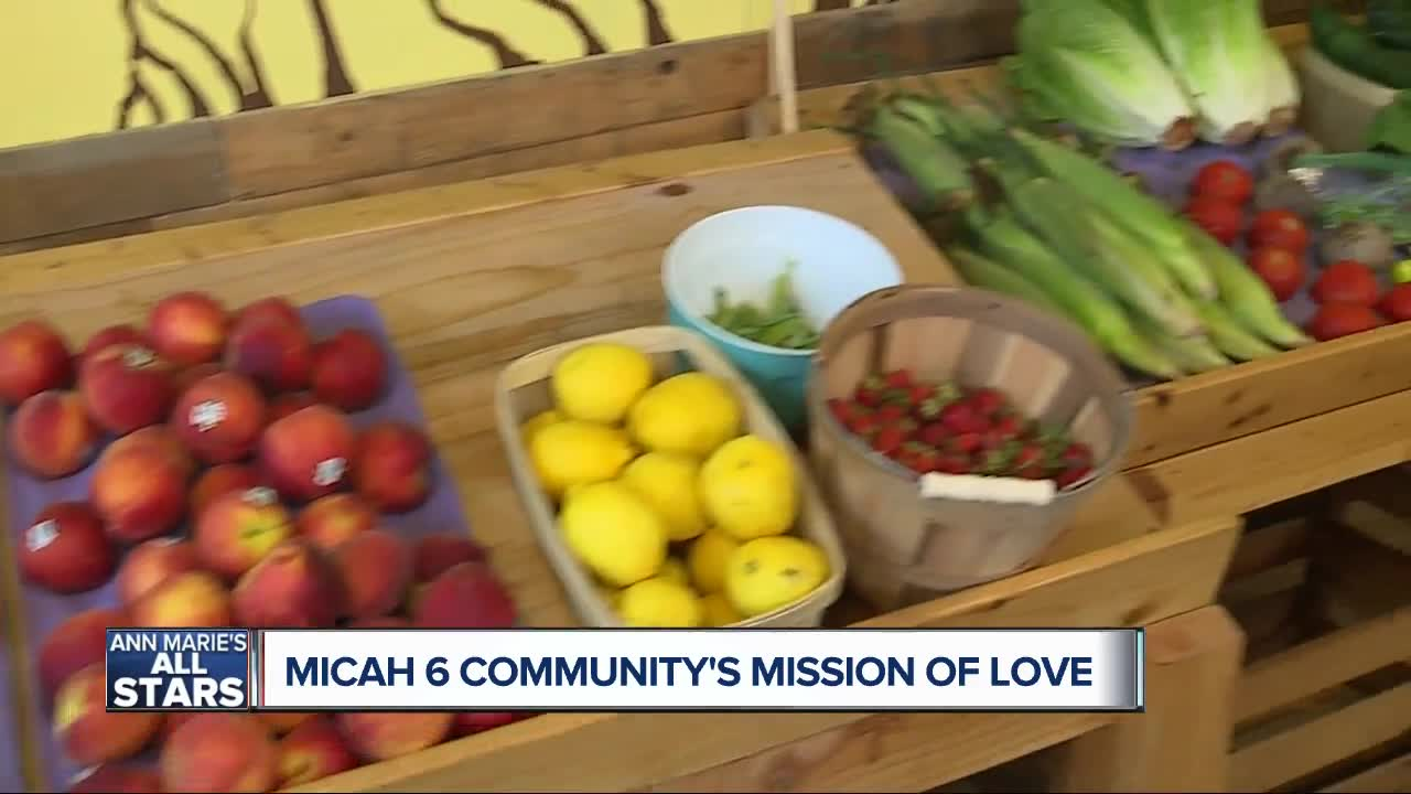 Ann Marie\'s All Stars: Micah 6 Community Garden brings more than ...