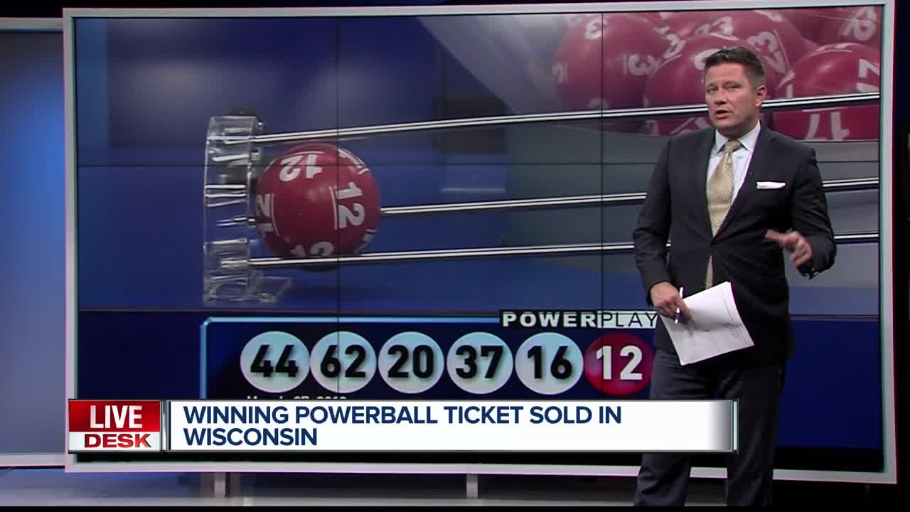 Powerball Drawing For March 27 2019 768 Million Winning Ticket