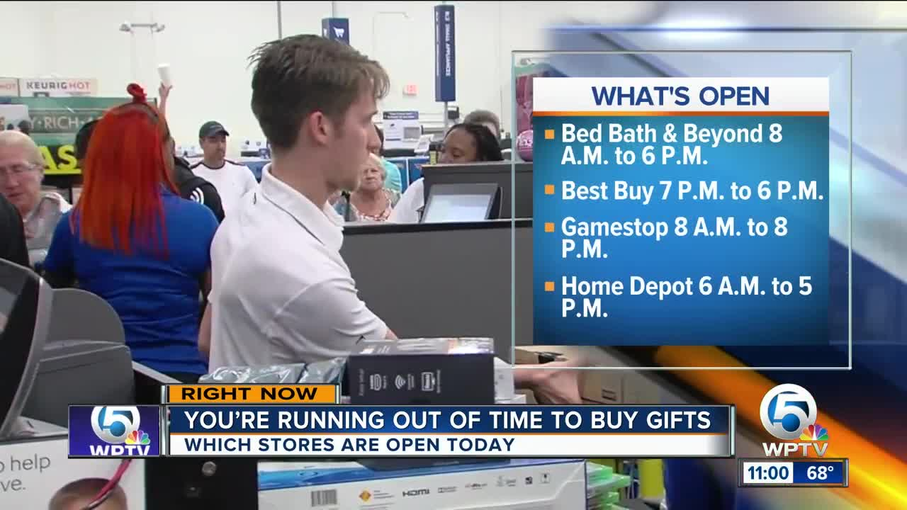 Bed Bath And Beyond Christmas Eve Hours.Which Stores Are Open On Christmas Eve