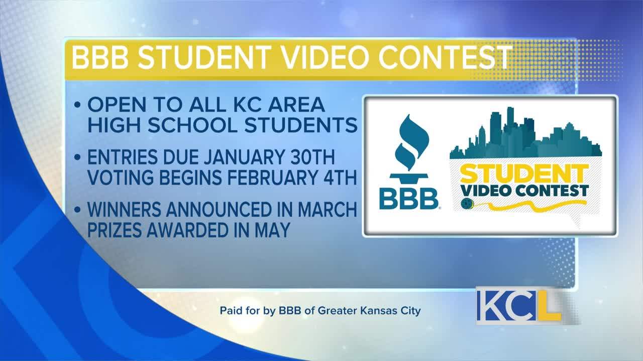 BBB's video competition for high school students