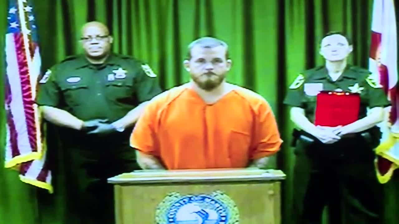 Former Martin County deputy appears in court, accused of