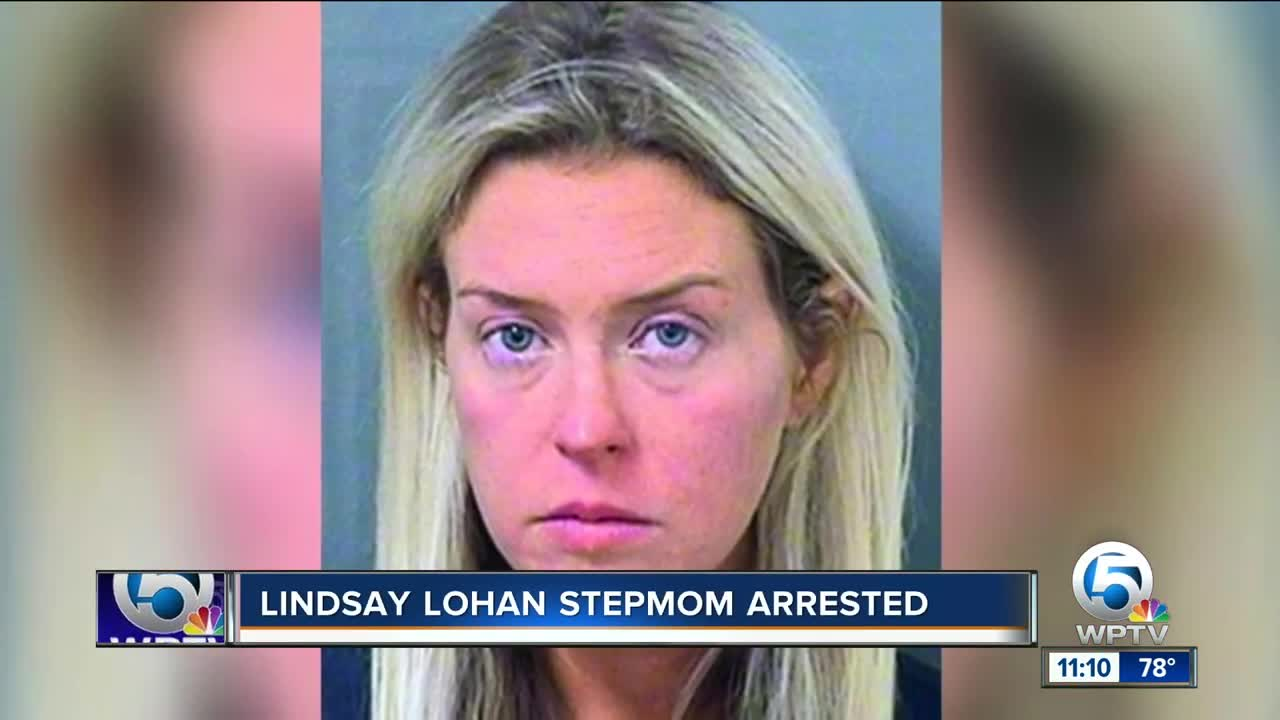 Kate Major Lohan charged: What police say started drunken bus fight