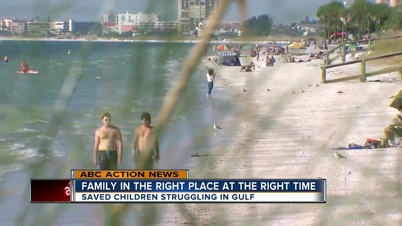 Mother dies trying to save 4 children from drowning, Good