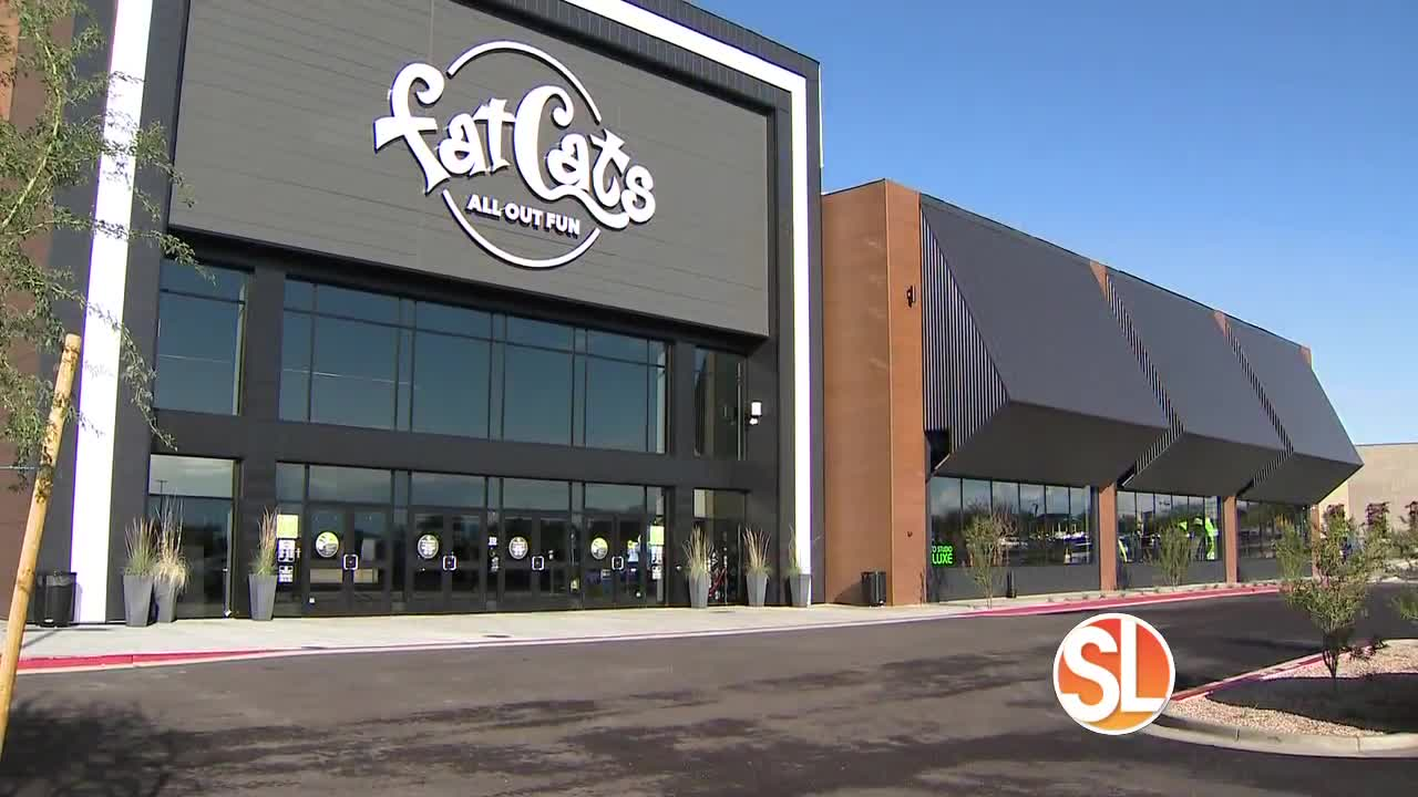 Fatcats Mesa Is A New One Stop Venue For The Entire Family To Enjoy