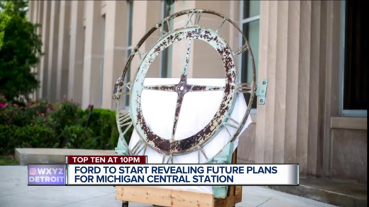 Rebirth of Michigan Central Station motivates scavenger to