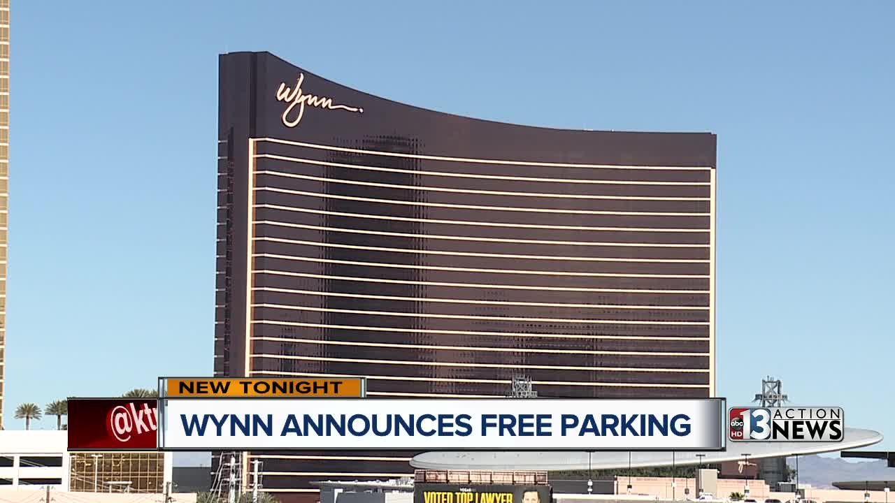 After Wynn, will other Las Vegas resorts stop charging for