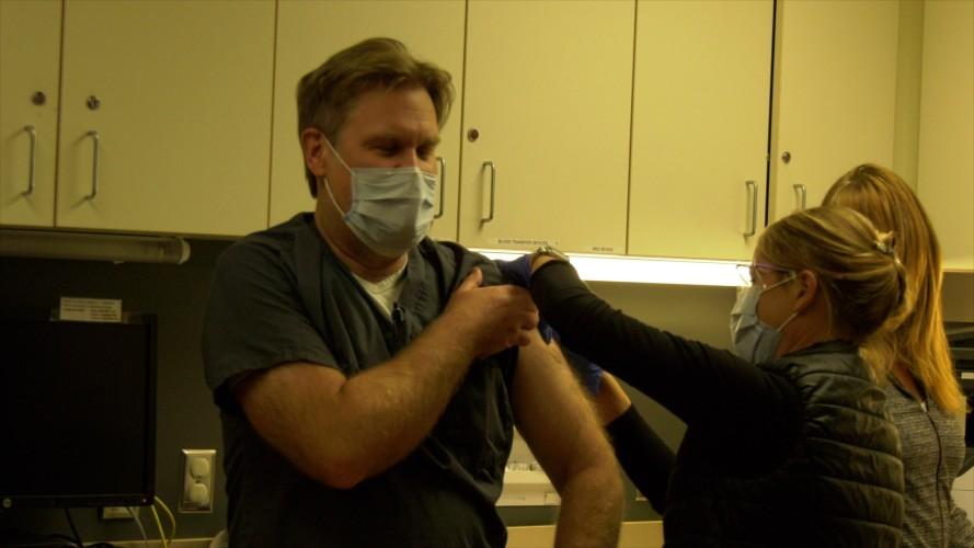 Kansas City hospital will start vaccinations Monday
