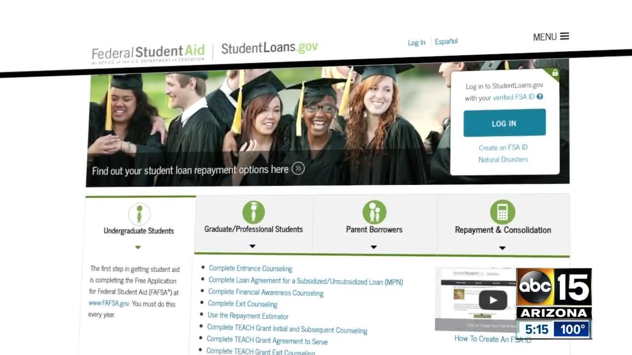 Student Loan Protections Going Away Abc15 Arizona