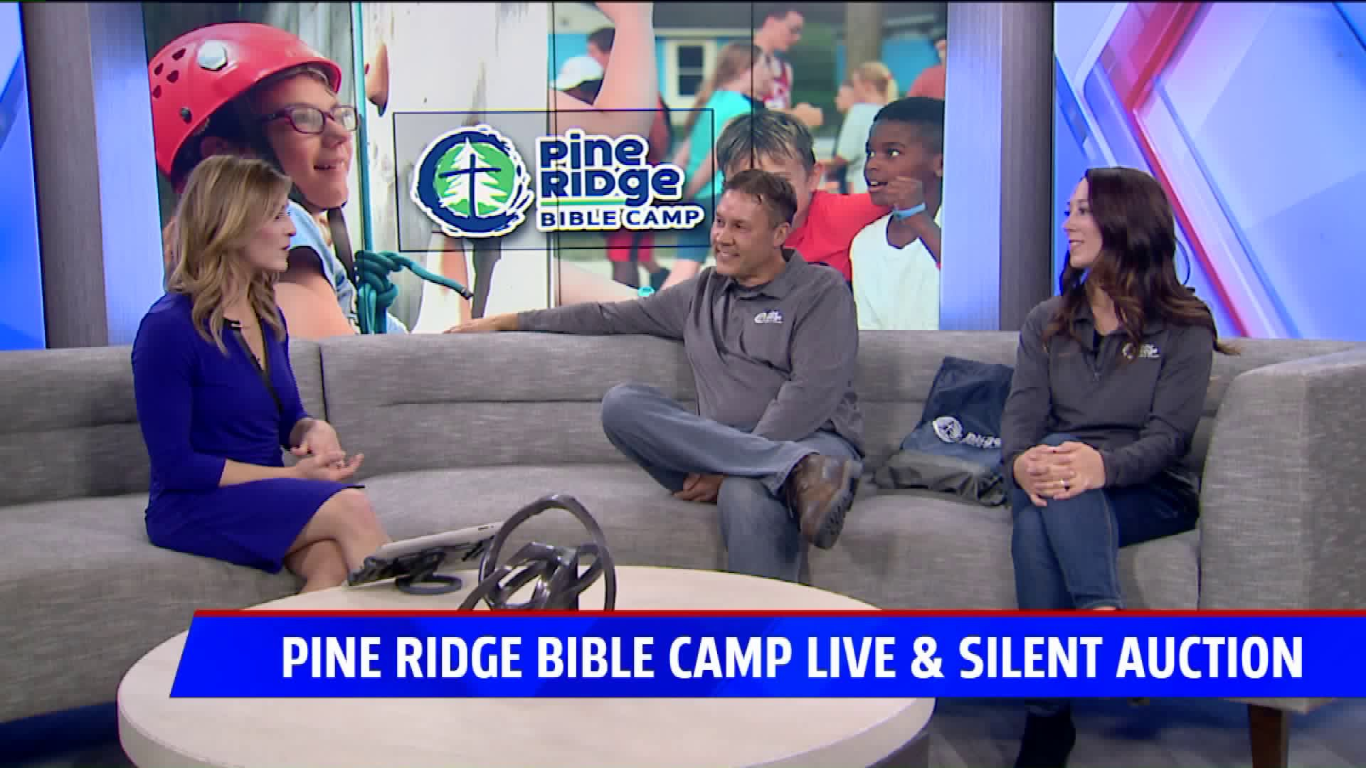 Pine Ridge Bible Camp and Silent Auction