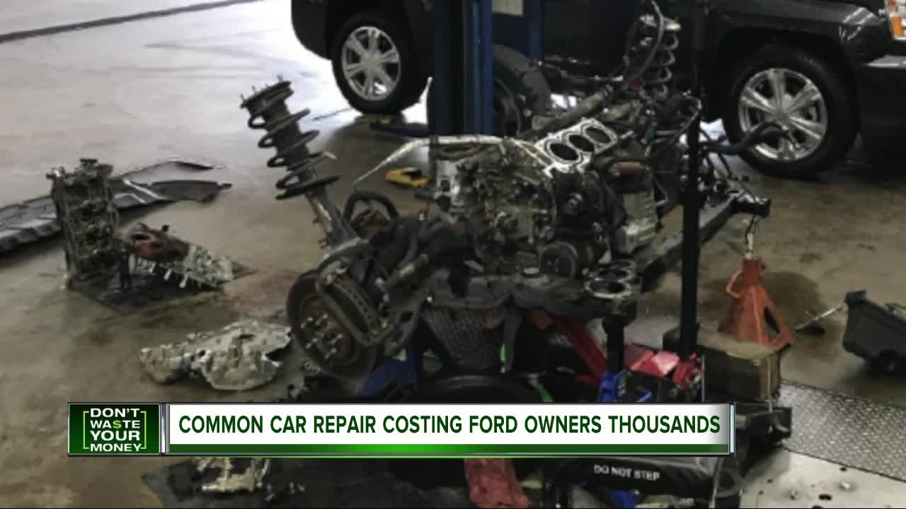 Water Pump Car Cost >> Water Pump Failure Costing Some Ford Owners Thousands To Repair